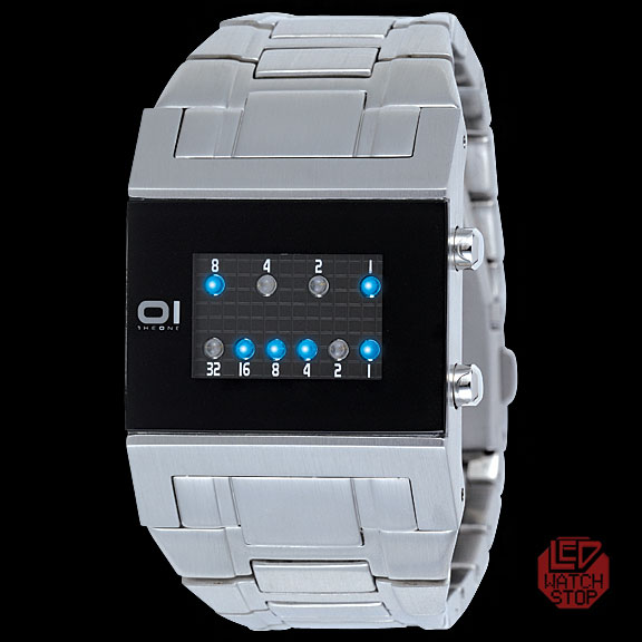 01 THE ONE LED Watch Stop