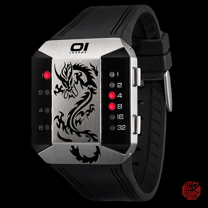 Binary watch 01 the one
