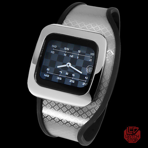 World Smallest LED watch - onlinesing.blogspot.com