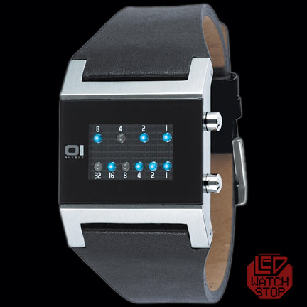 The #1 Cool Binary Watch Selection in the World! Unique LED