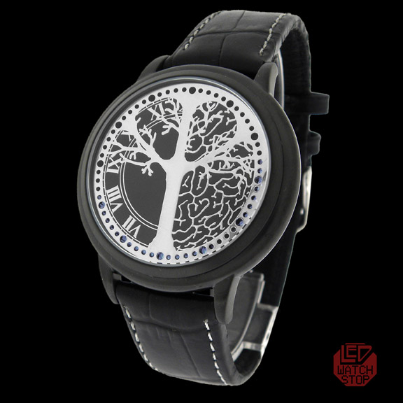 timepeace lightworker cool touch induction led watch