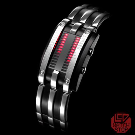 STORM MK2 CIRCUIT LED Watch - Slate