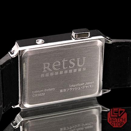 Tokyoflash Saishin Retsu LED Watch – The Gadgeteer