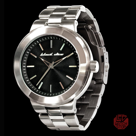black dice premier cool watch oversized bd05901